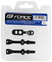 Valves Force Gap Tubeless Presta 44mm - Les 2