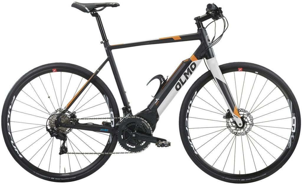 Vélo Assistance Electrique Route Olmo Slalom Sport (Cintre Plat) 105 Disc - Art.SO4531