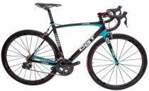 Vélo CBT Obsession Leopard Ultegra 6800 Roues Nix Carbon