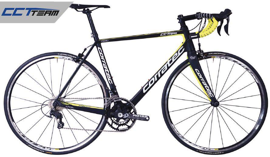 Vélo Corratec CCT Team Ultegra