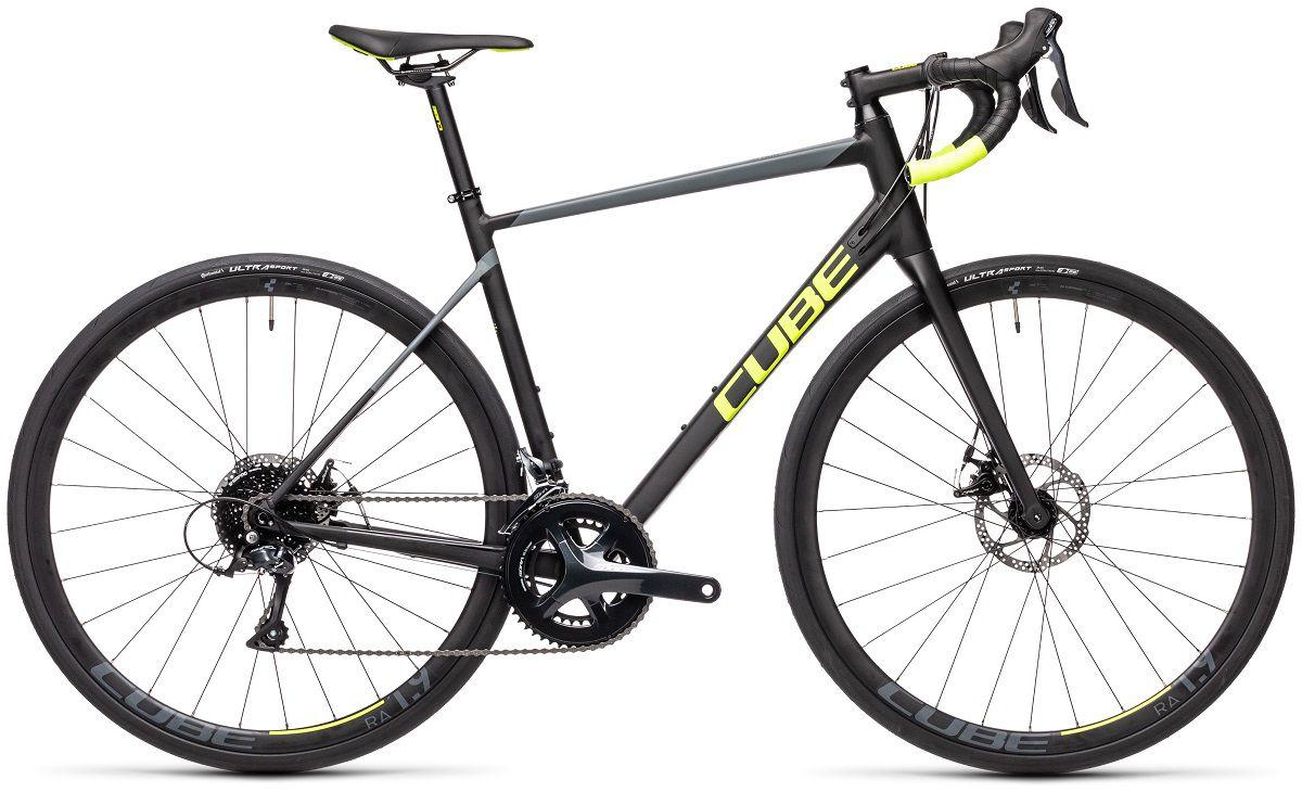 Vélo Cube Attain Pro 2021