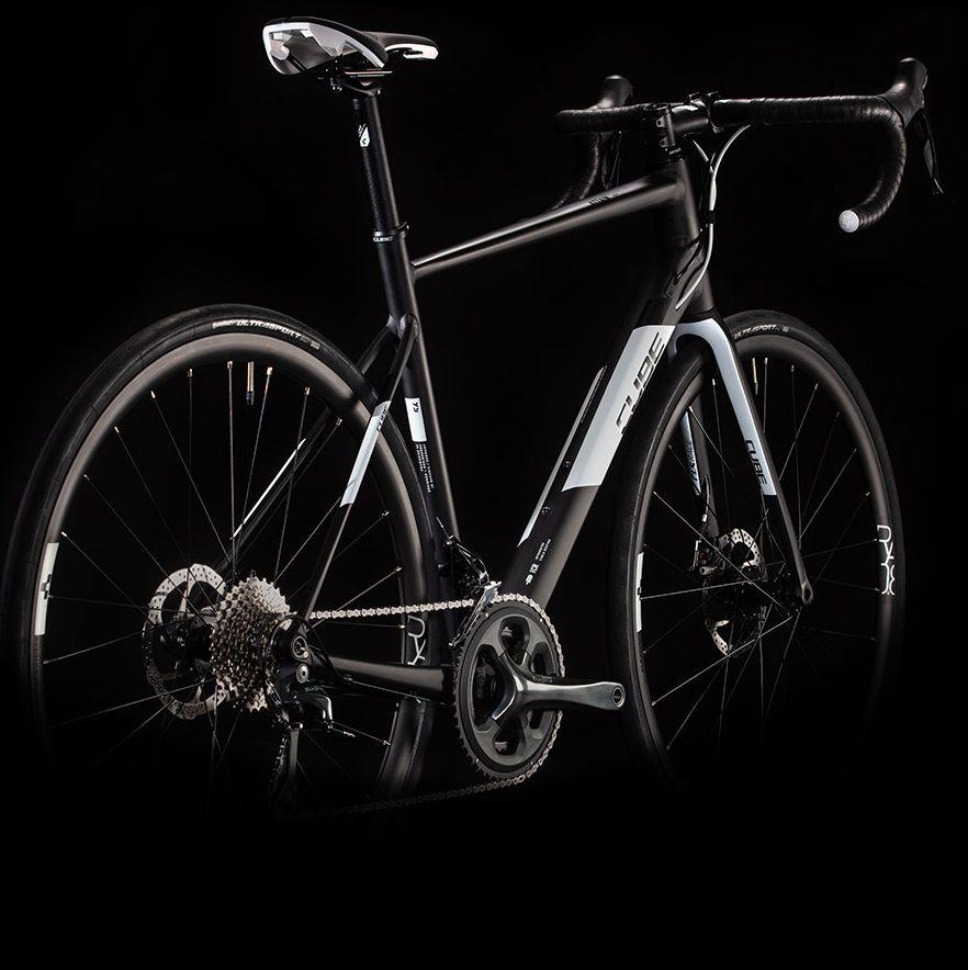 Vélo Cube Attain Race 2020