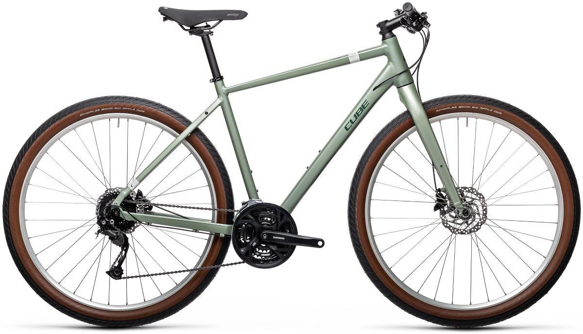 Vélo Cube Hyde 2021