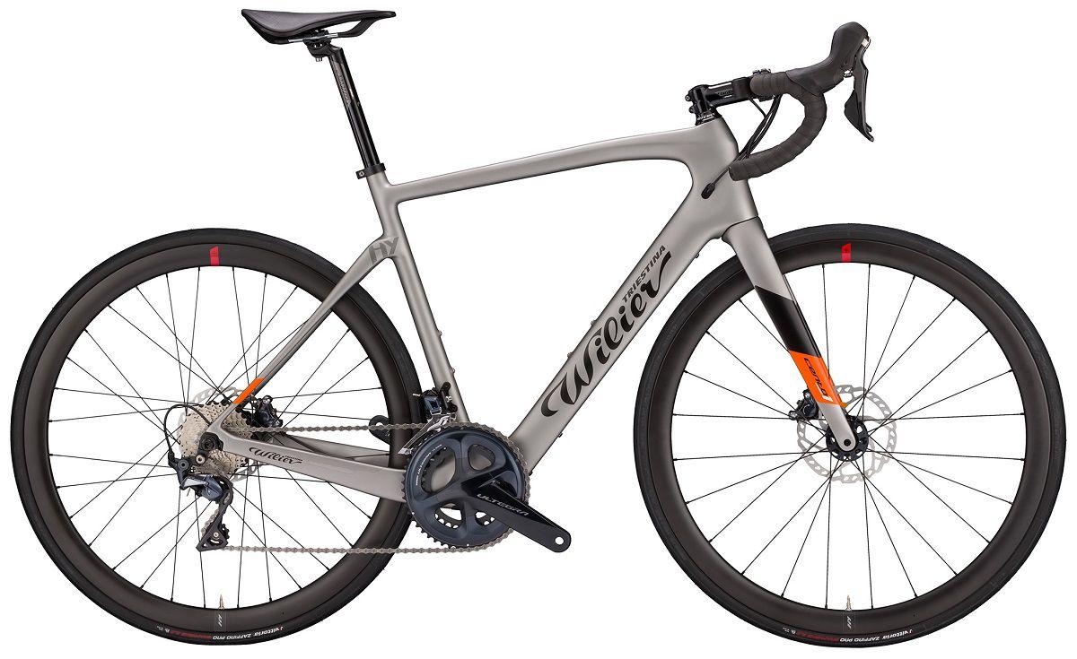Vélo Electrique Wilier Cento1 Hybrid Shimano Ultegra R8020 Disc 2021/2022 - Roues NDR28