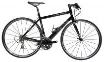 Vélo Ferrus CR1 Confort Noir - Shimano Tiagra Triple 10v - Mavic Aksium