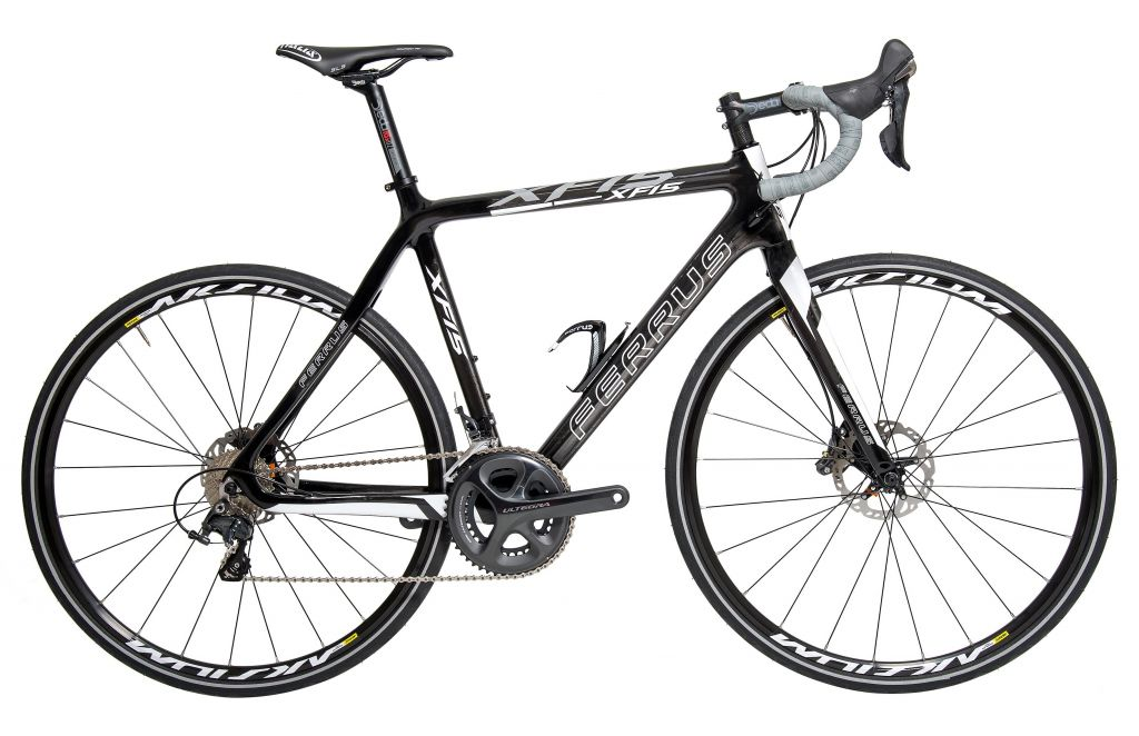 v lo ferrus xf15 carbone noir disques route shimano ultegra 6800. Black Bedroom Furniture Sets. Home Design Ideas