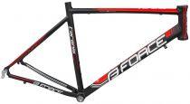 Vélo Force Taranis Road Alu 6061 DB Fourche Carbone - Shimano 4603/5703 Triple Mix - Roues Shimano RS100 - 2021