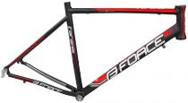 Vélo Force Taranis Road Alu 6061 DB Fourche Carbone - Shimano 4603/5703 Triple Mix - Roues Shimano RS100 - 2021