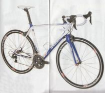 Vélo Gios Endurance - Shimano Ultegra 6800 Cpt 11v - Ferrus SX9
