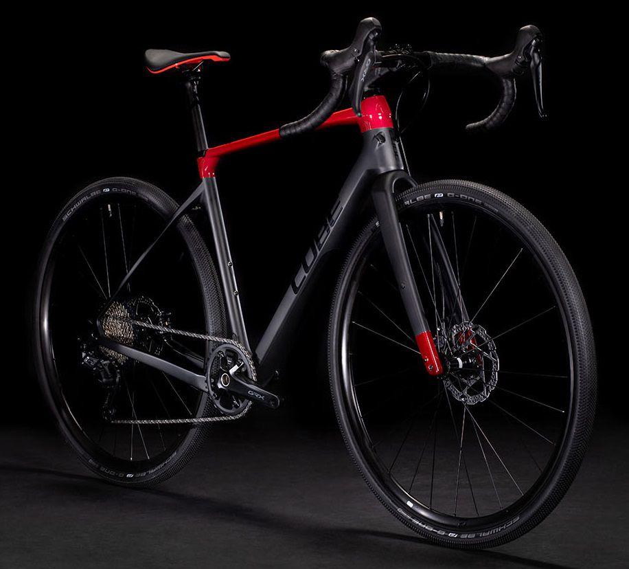 Vélo Gravel Cube Nuroad C:62 Pro 2021