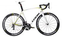 Vélo Look 695I-P Aérolight - Shimano Ultegra 6800 Di2 11v - Mavic Aksium - Prix Sacrifié