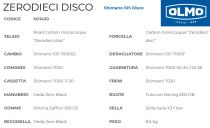 Velo Olmo Zerodieci Disc 105 Route