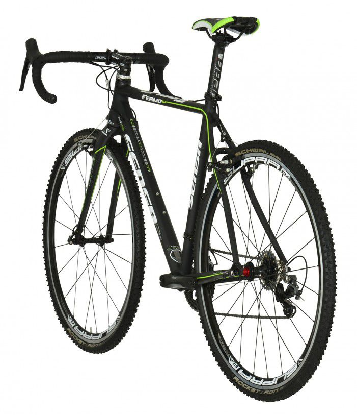 Vélo Sensa Cyclo-Cross Fermo SL Expert 2x11v New 2016