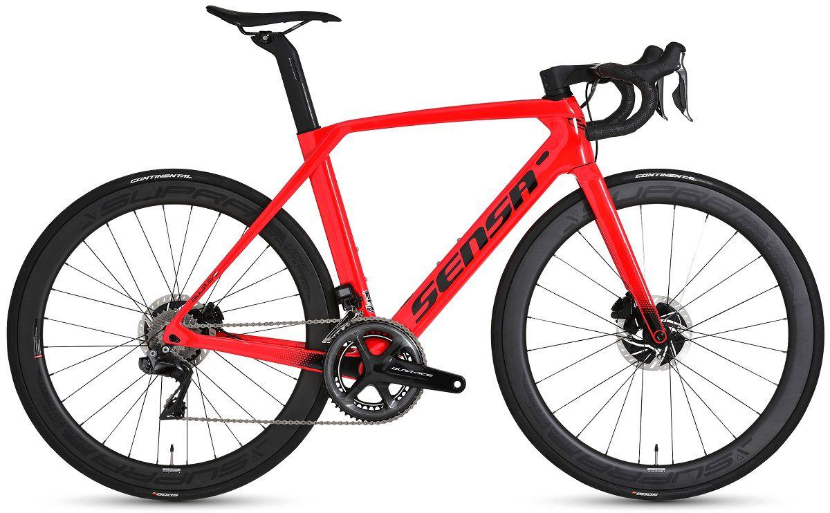 Vélo Sensa Giulia Evo Disc Shimano Ultegra 2021