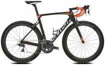 Vélo Sensa Route GiuliAero Matt & Orange Custom - Groupe Shimano Ultegra 8050 Di2 New 2018