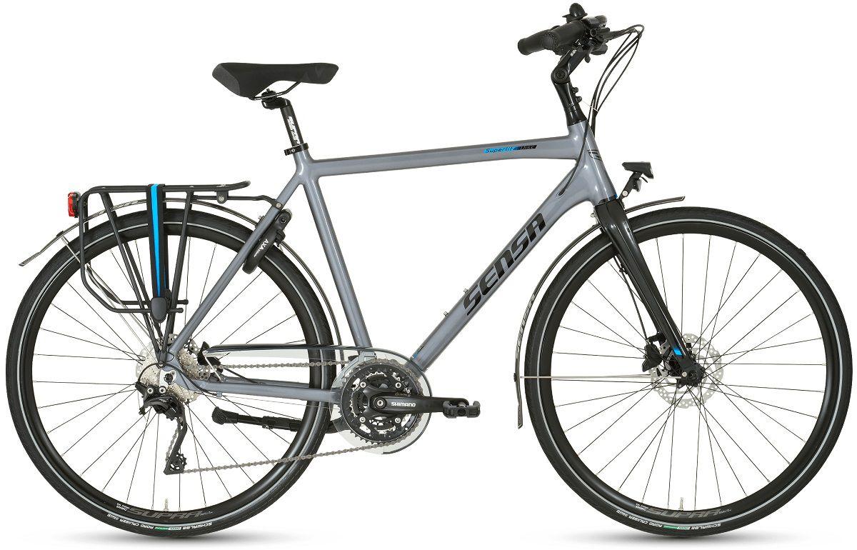 Vélo Sensa Superlite Disc V27 Gent - 2021
