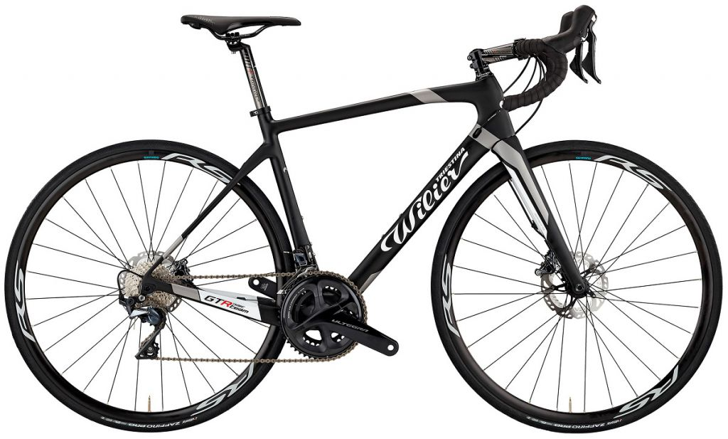 Vélo Wilier GTR Team Disc Shimano Ultegra R8020 - Roues Shimano RS170