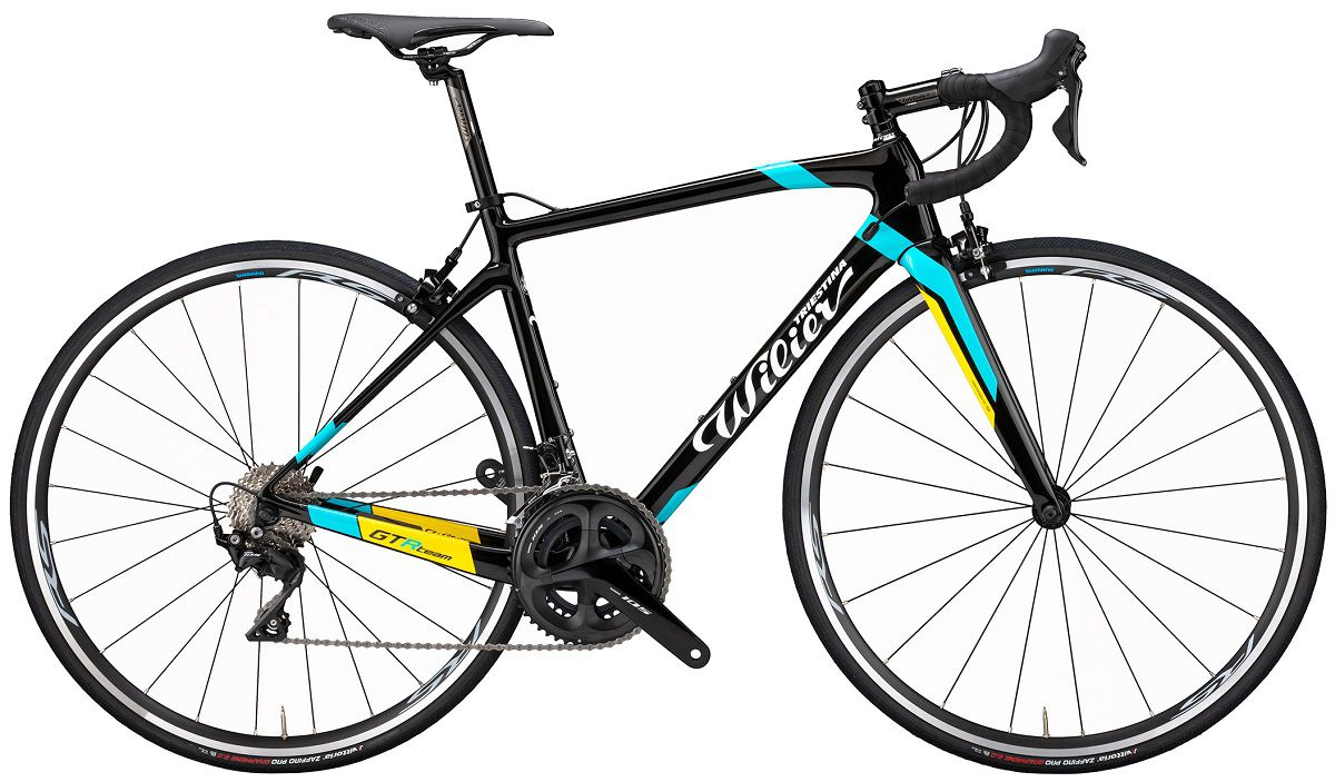 Vélo Wilier GTR Team Shimano 105 R7000 - Roues Shimano RS100