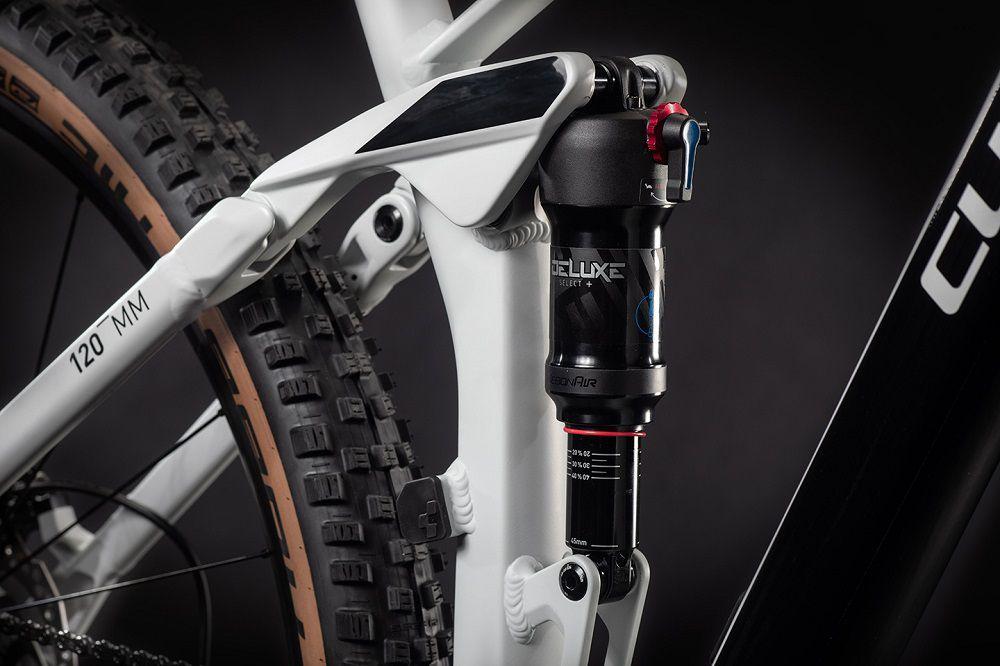 VTT Cube Stereo 120 Race 29 - 2021