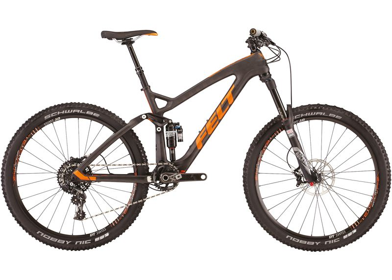 "VTT Felt Decree 1 27.5"" - FT.132"