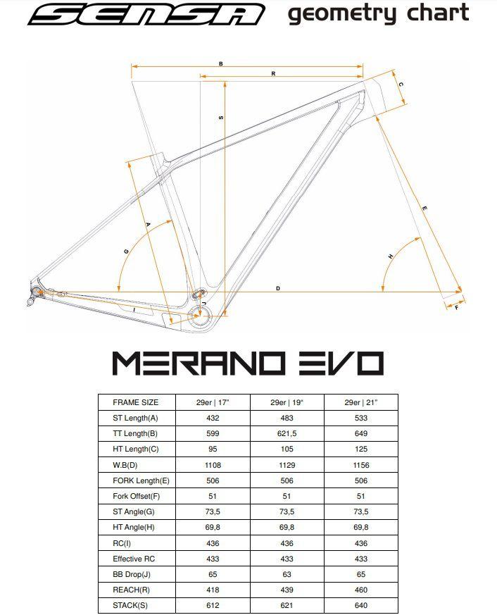 """VTT Sensa Merano Evo SLE en 29\"""" - 2021"""